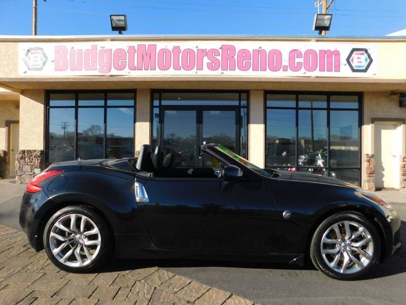 2010 Nissan 370z Roadster 2dr Convertible 7a In Reno Nv