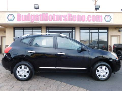 Nissan rogue for sale in reno nv for Budget motors reno nv