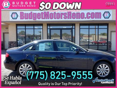 Audi For Sale In Reno NV Carsforsalecom - Reno audi