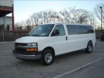 2016 Chevrolet Express Passenger for sale in Staten Island, NY