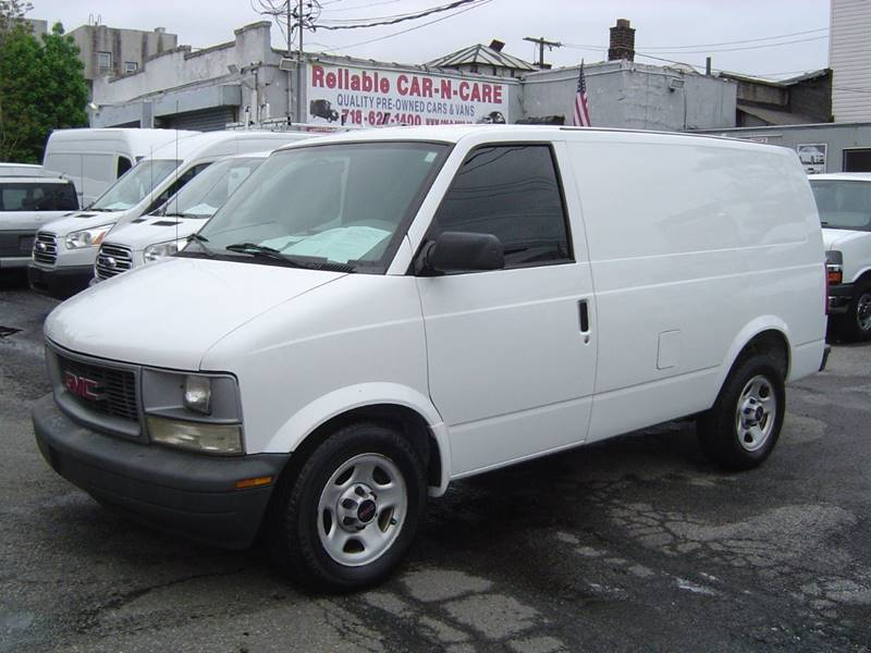 2005 gmc safari cargo 3dr extended cargo mini van in staten island ny reliable car n care. Black Bedroom Furniture Sets. Home Design Ideas