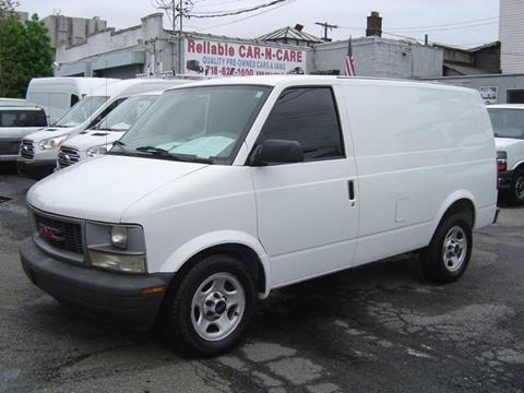 2005 GMC Safari Cargo for sale in Staten Island, NY