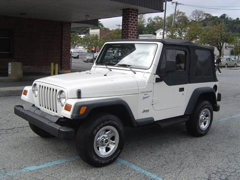 1997 Jeep Wrangler for sale in Staten Island, NY