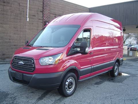 4641b84d841dc4 2015 Ford Transit Cargo for sale in Staten Island