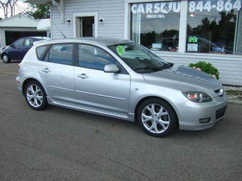 2007 Mazda MAZDA3 for sale at Cars 4 U in Liberty Township OH