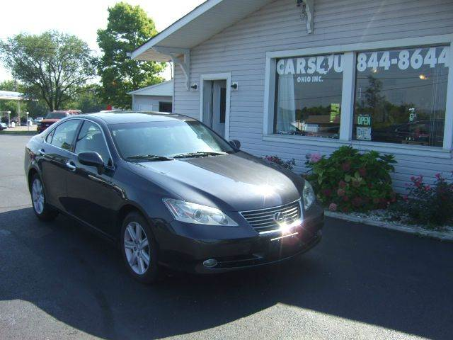 Nice 2009 Lexus ES 350 For Sale At Cars 4 U In Liberty Township OH