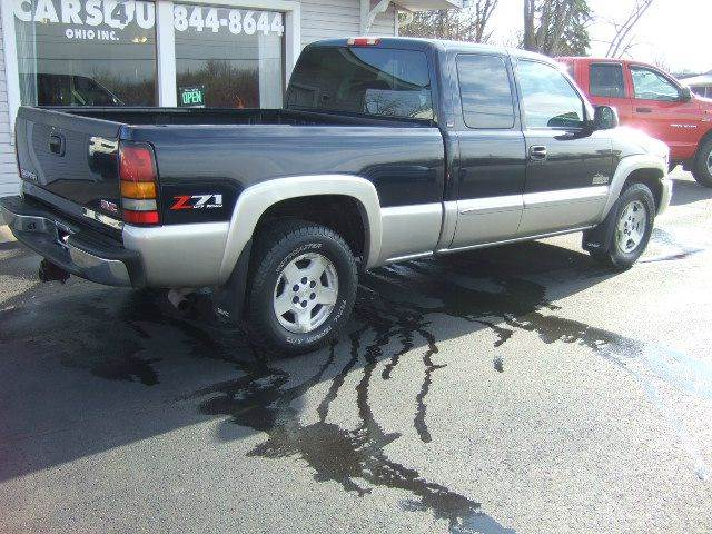2007 GMC Sierra 1500 Classic for sale at Cars 4 U in Liberty Township OH