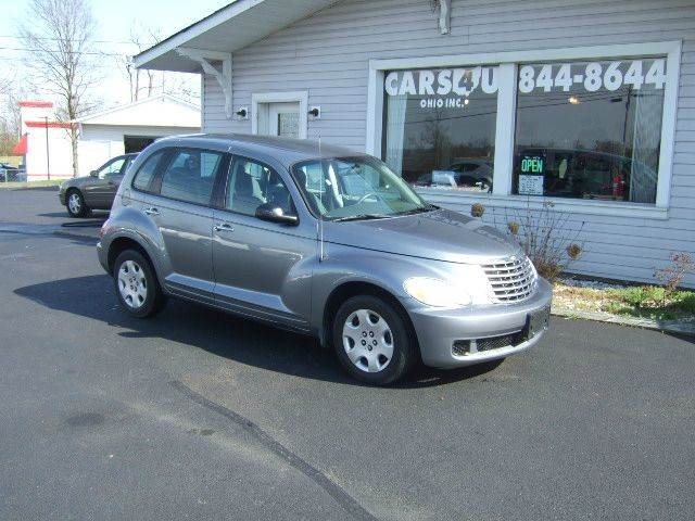 2008 Chrysler PT Cruiser for sale at Cars 4 U in Liberty Township OH