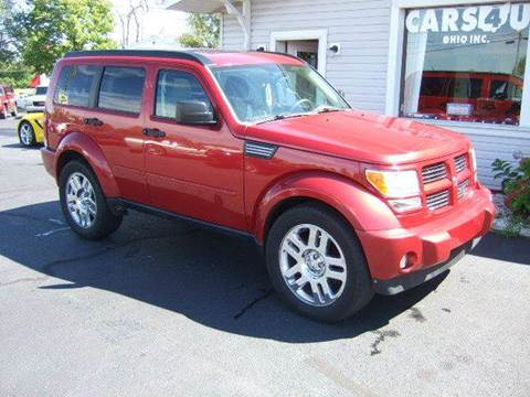 2011 dodge nitro for sale in ohio. Black Bedroom Furniture Sets. Home Design Ideas