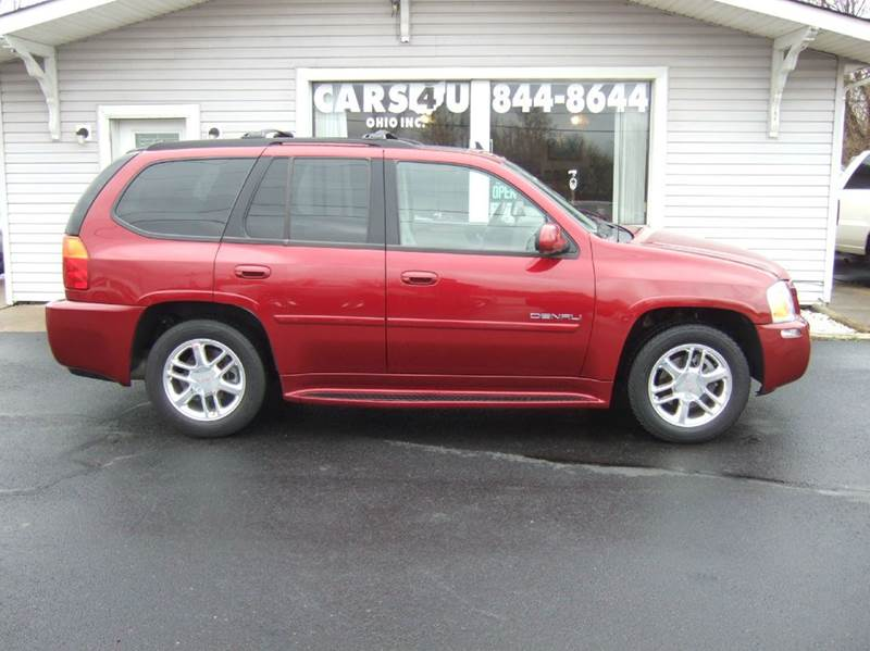 2007 GMC Envoy for sale at Cars 4 U in Liberty Township OH