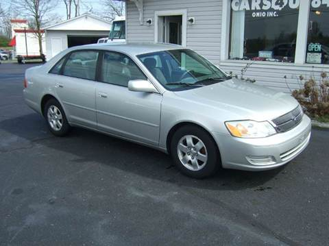 2002 Toyota Avalon for sale in Liberty Township, OH