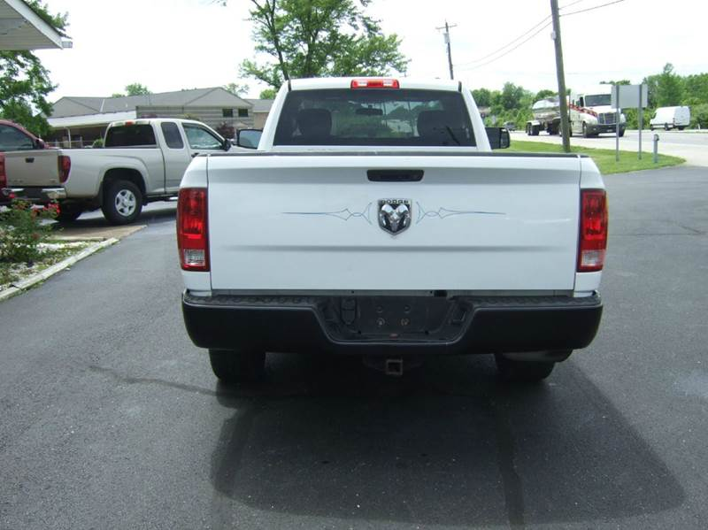 2010 Dodge Ram Pickup 1500 for sale at Cars 4 U in Liberty Township OH