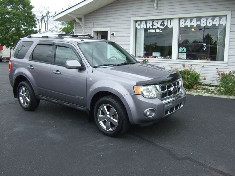 2008 Ford Escape for sale at Cars 4 U in Liberty Township OH