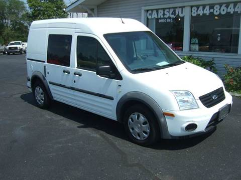 2013 Ford Transit Connect for sale at Cars 4 U in Liberty Township OH