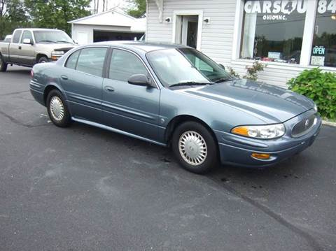 2001 Buick LeSabre for sale at Cars 4 U in Liberty Township OH