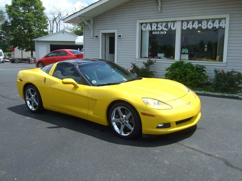 2007 Chevrolet Corvette for sale at Cars 4 U in Liberty Township OH