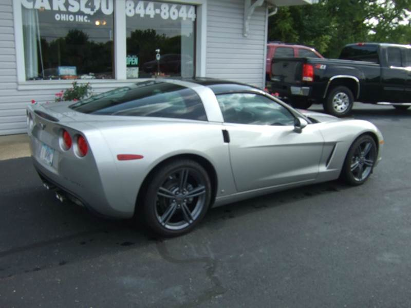 2008 Chevrolet Corvette for sale at Cars 4 U in Liberty Township OH