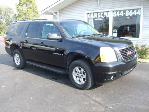 2008 GMC Yukon XL for sale at Cars 4 U in Liberty Township OH