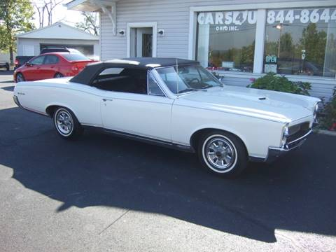 1967 Pontiac GTO for sale in Liberty Township, OH