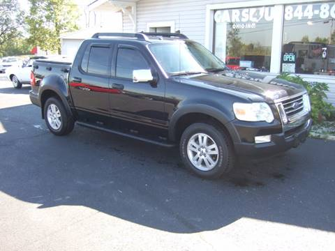 2008 Ford Explorer Sport Trac for sale in Liberty Township, OH
