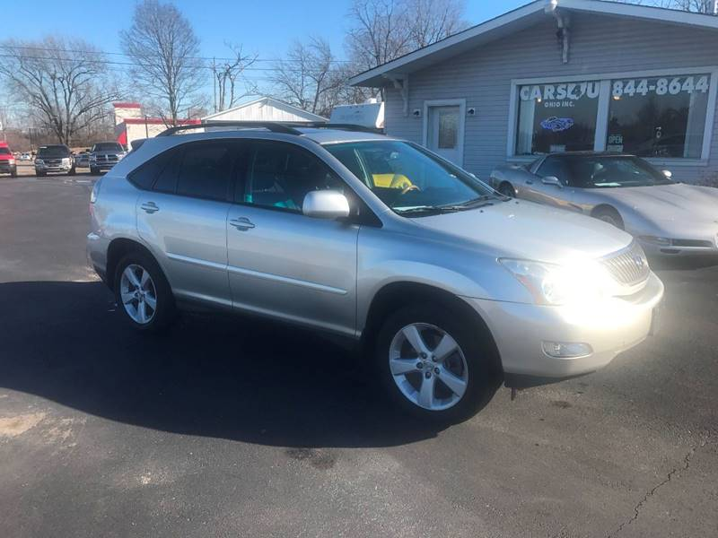 2007 Lexus RX 350 For Sale At Cars 4 U In Liberty Township OH
