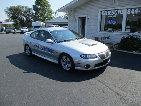 2004 Pontiac GTO for sale in Liberty Township, OH