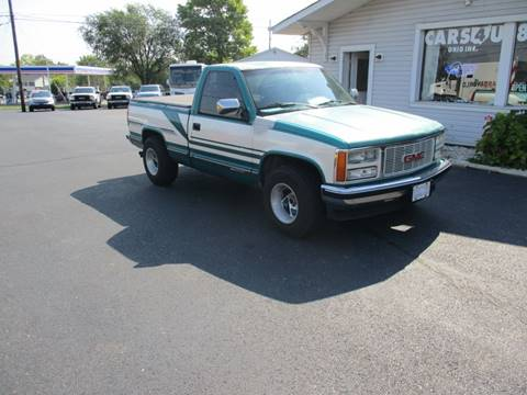 1993 GMC Sierra 1500 for sale in Liberty Township, OH