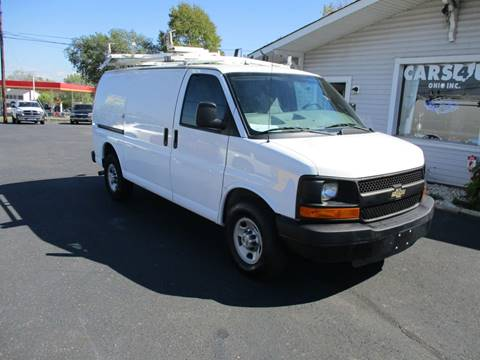 2013 Chevrolet Express Cargo for sale in Liberty Township, OH