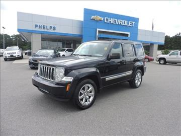 2011 Jeep Liberty for sale in Greenville, NC