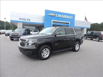 2016 Chevrolet Tahoe for sale in Greenville, NC