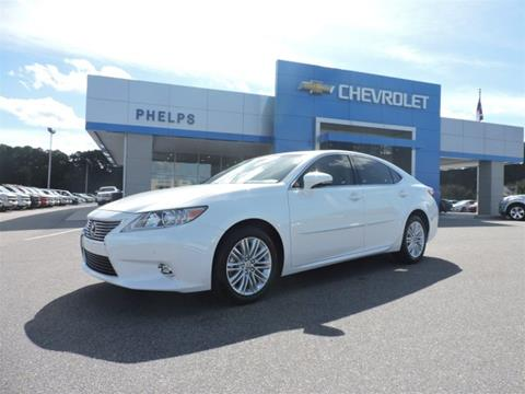 2015 Lexus ES 350 for sale in Greenville, NC