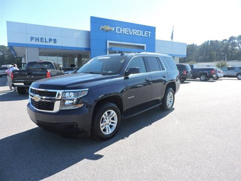 2017 Chevrolet Tahoe for sale in Greenville, NC