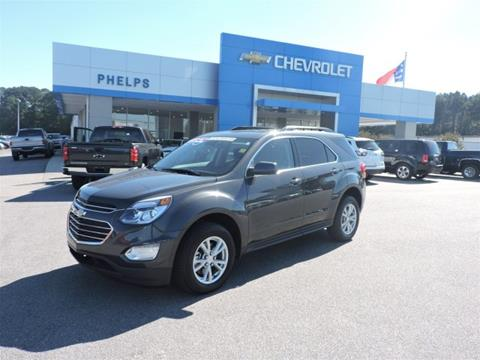2017 Chevrolet Equinox for sale in Greenville, NC