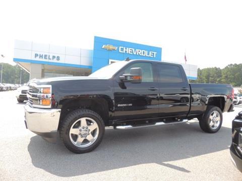 2018 Chevrolet Silverado 2500HD for sale in Greenville, NC
