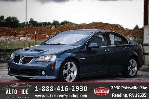 2009 Pontiac G8 for sale in Greenville, NC