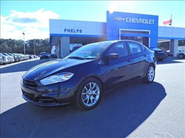 2013 Dodge Dart for sale in Greenville, NC