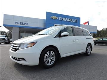 2016 Honda Odyssey for sale in Greenville, NC