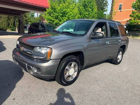 2008 Chevrolet Trailblazer For Sale In Hendersonville Nc