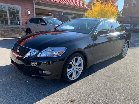 2009 Lexus GS 450h for sale in Hendersonville, NC