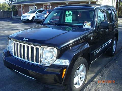 2010 Jeep Liberty for sale in Mansfield, MA
