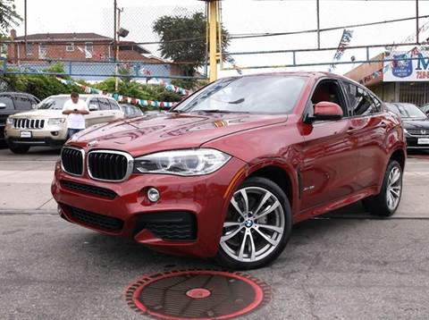 2015 BMW X6 for sale in Hollis, NY