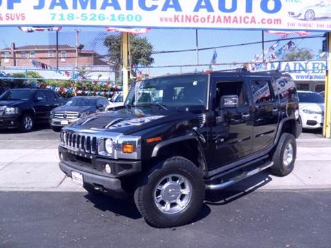 2008 HUMMER H2 for sale in Hollis, NY