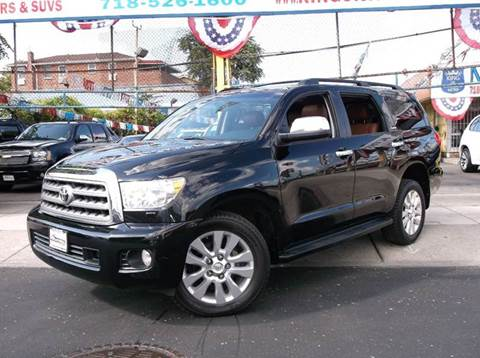 2015 Toyota Sequoia for sale in Hollis, NY