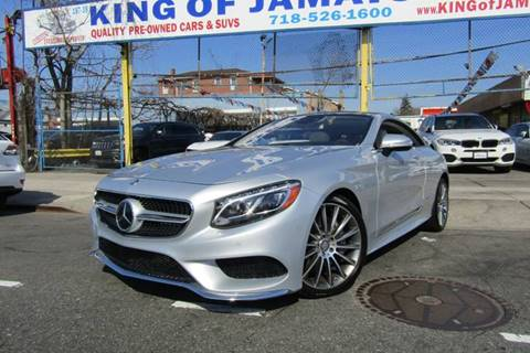 2015 Mercedes-Benz S-Class for sale in Hollis, NY