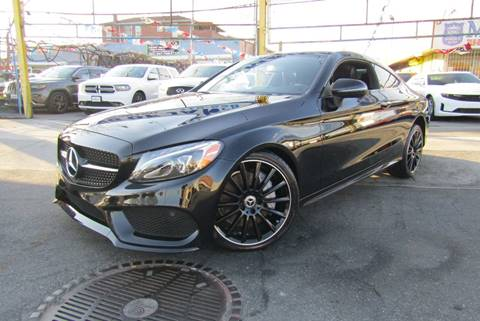 2018 Mercedes-Benz C-Class for sale in Hollis, NY