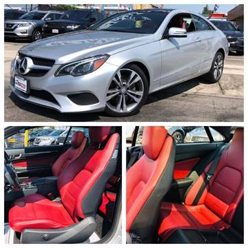 2016 Mercedes-Benz E-Class for sale in Hollis, NY