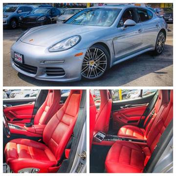 2016 Porsche Panamera for sale in Hollis, NY