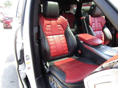 2017 Land Rover Range Rover Sport for sale in Hollis, NY