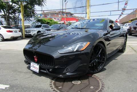 2015 Maserati GranTurismo for sale in Hollis, NY