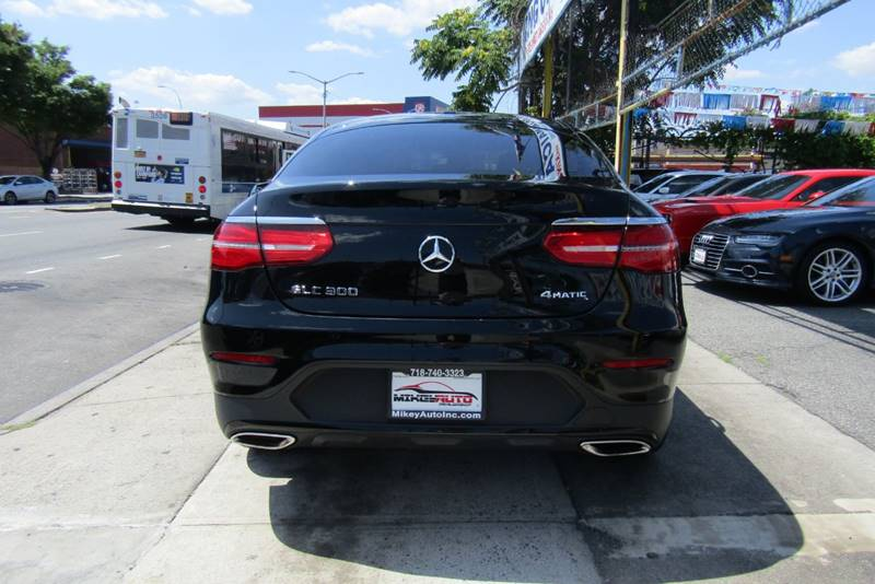 2017 Mercedes-Benz Glc AWD GLC 300 Coupe 4MATIC 4dr SUV In